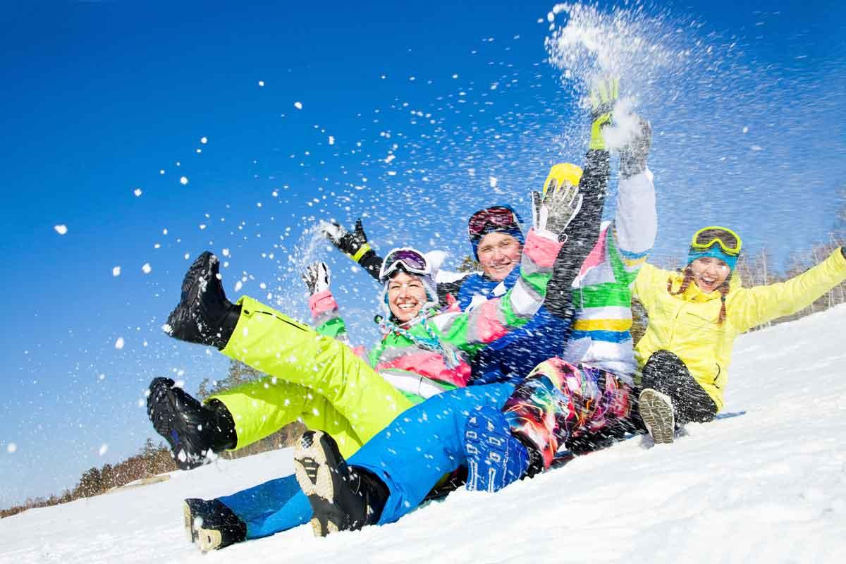 groepsaccommodatie wintersport met vrienden