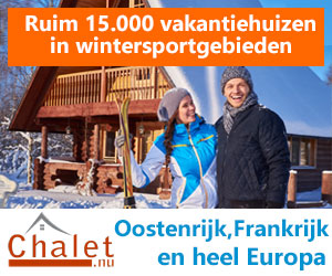 chalet wintersport banner